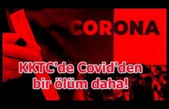 Covid'e bir can daha...