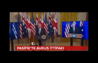 İngiltere, ABD ve Avustralya Çin'e karşı anlaştı! Yeni ortaklığın adı: Aukus
