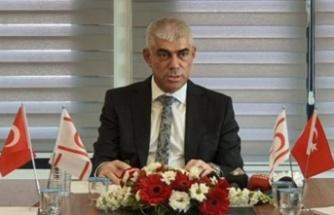 """Kıbrıs Türk Sanayi Odası Yönetim Kurulu BaşkanıAli Kamacıoğlu: """"Yerli üretime destek ilk hedef"""""""