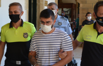 """Ölümlü trafik kazası zanlısı Mehmet Behai Pınardan:"""" Arabayı görmedim,alkollü araç kullanmayacağım"""""""