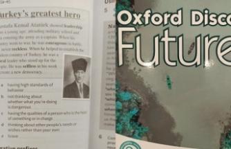 Oxford'un Kitabında Atatürk'ün kahramanlığını anlatan bölümü yırtarak çıkarma talimatı