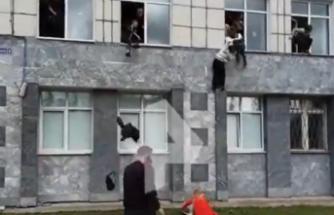 Rusya'da üniversitede silahlı saldırı: 5 ölü