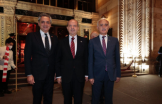 Tatar, New York'ta 11'İnci Türk Yatırım Konferansı'na İştirak Etti