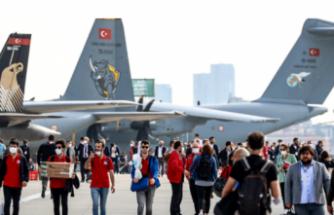 TEKNOFEST İstanbul Havalimanı'nda başladı!