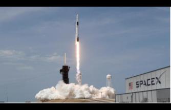 Uzay turizminde geri sayım: SpaceX 15 Eylül'de tamamen sivillerden oluşan ekibini uzaya gönderiyor
