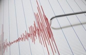 Akdeniz'de Kaş açıklarında 6 büyüklüğünde deprem