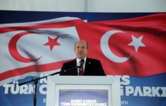 Cumhurbaşkanı Tatar: Maraş, KKTC'nin itici gücü