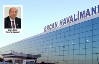 Cumhurbaşkanı Tatar, yarın Ankara'ya gidiyor