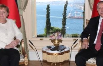 Rum liderin Merkel'e Türkiye mesajı