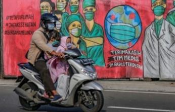 Endonezya'da uzmanlardan Ramazan uyarısı: Önlem alınmazsa sadece Java'da vaka sayısı 1 milyonu geçebilir