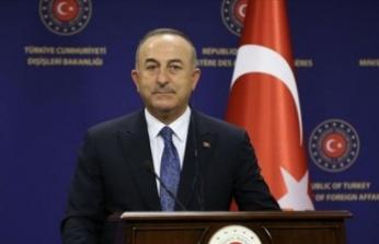 Çavuşoğlu, Yunan Bakan'a sert çıktı: İfadeni düzelt