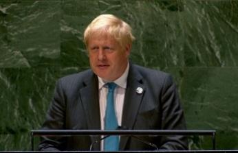 İngiltere Başbakanı Johnson: Küresel iklim görüşmeleri çok çetin geçecekİngiltere Başbakanı Johnson: Küresel iklim görüşmeleri çok çetin geçecek