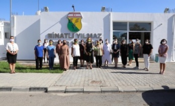 Sibel Tatar Güzelyurt Bölgesinde Vatandaşlarla Bir Araya Geldi