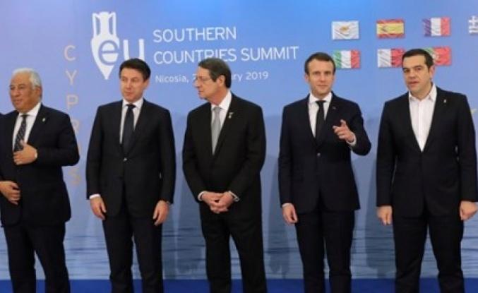 5. Avrupa Birliği Üyesi Güney Avrupa Ülkeleri Zirvesi'nde Kıbrıs mesajı