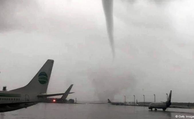 Alman meteorolog: Antalya'da aşırı olan hortum değil, dalgalardı