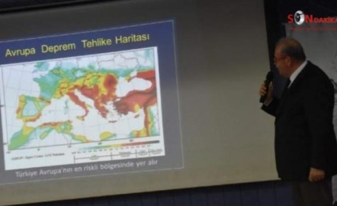 Marmara deprem, için en kötü senaryo! 'Müthiş bir gerilim var'