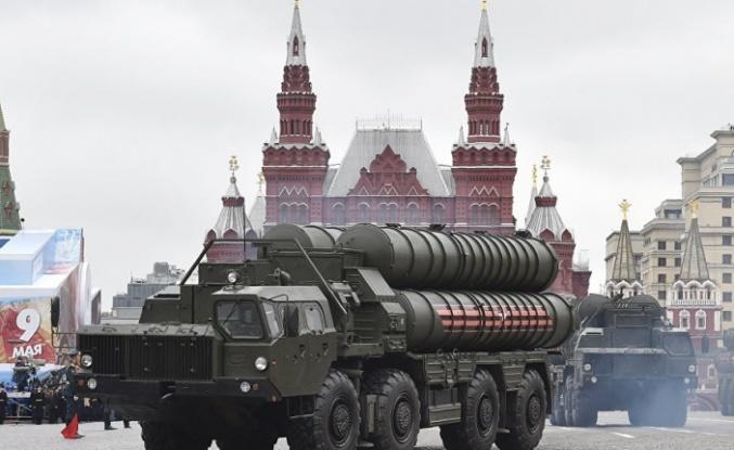 Rusya: S-400'ler sonbaharda Türkiye'ye teslim edilecek