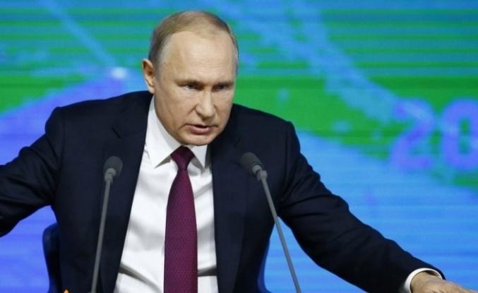 Son dakika... ABD'nin INF kararına Putin'den tepki!