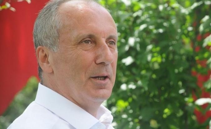 Muharrem İnceİnce: İmamoğlu İstanbul'un Büyükşehir Belediye Başkanı'dır, 'Atı alan Üsküdar'ı geçti' Sayın Erdoğan