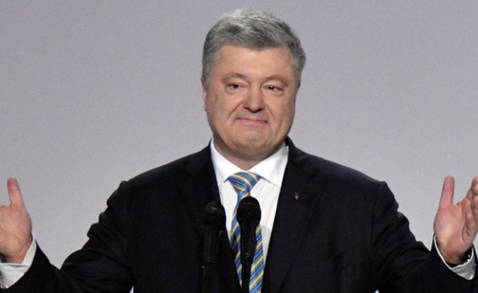 Poroşenko, Rasmussen ve bir dizi danışmanını görevden aldı