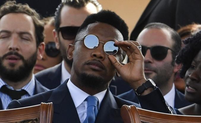 Samuel Eto'o'nun aktif futbol hayatı bitti