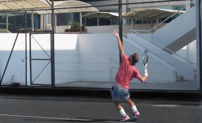 Türkiye Tenis Federasyonu - Gönyeli Tenis Kulübü 14 Yaş Ve Büyükler Turnuvası Başlıyor…