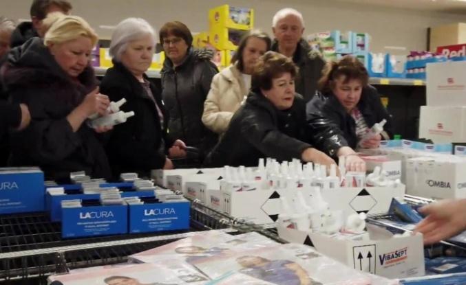 KKTC'de dezenfektanlar denetimli mal ilan edildi