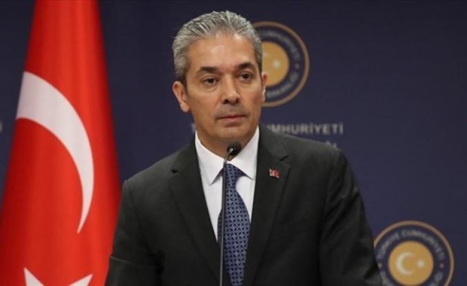 """Ankara'dan """"Yunan Savunma Bakanı'nı Taşıyan Helikopterin Taciz Edildiği"""" İddiasına Tepki"""