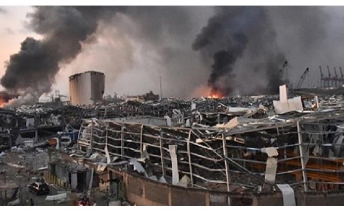 Beyrut'ta patlama: En az 73 ölü, 3 binden fazla yaralı