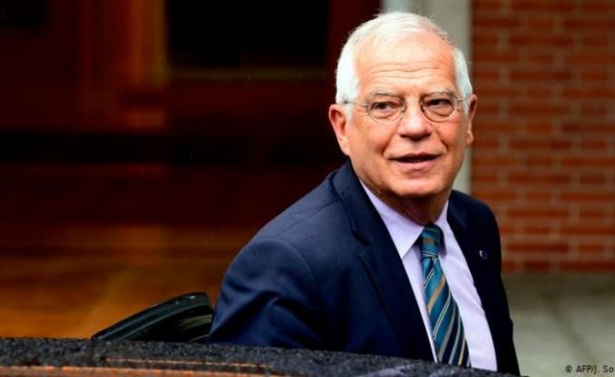 """Joseph Borrell, Nikos Anastasiadis'le telefonda görüştü: """"Süreçte rol almak istiyor"""""""