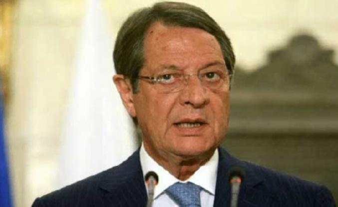 Rum Lider Anastasiadis, 5'li konferans tarihinin açıklanmasından memnun