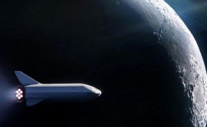 İlk uzay turisti duyurdu: Ay'a gidecek 8 gönüllü aranıyor