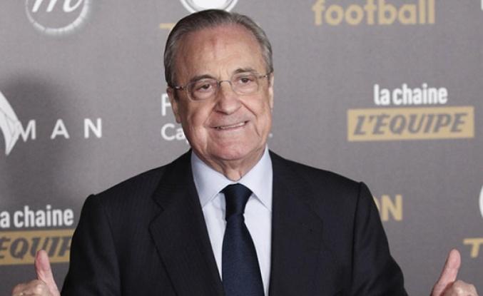 Florentino Perez: 'UEFA'nın kuklası değiliz'