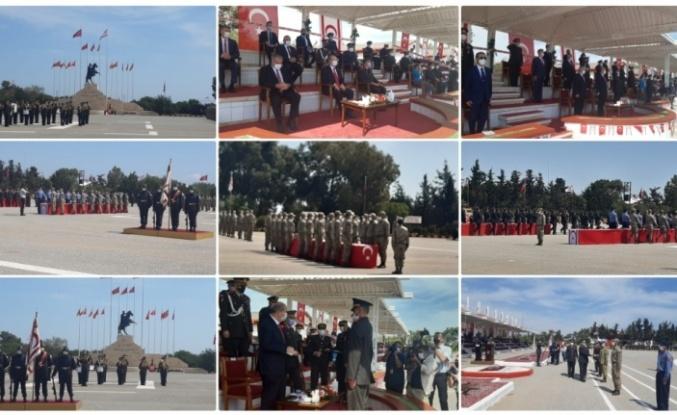 44. Dönem Asteğmen ve Çavuş Celbi Ant İçme Töreni yapıldı