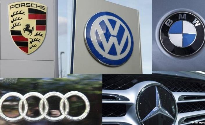 Alman Ekonomik Araştırma Enstitüsü uyardı: Almanya'dan ABD'ye otomobil satışı yarı yarıya düşebilir