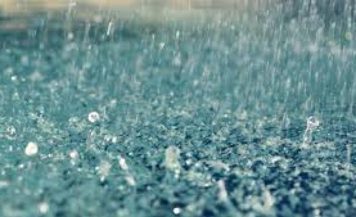 Yağış Miktarları… Zafer Burnu, İskele Ve Ziyamet'e 5 Kg