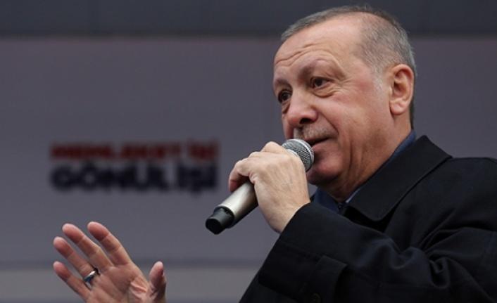 Erdoğan'dan Kıbrıs Çıkışı