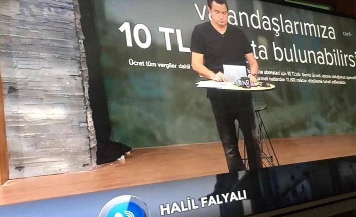 İş İnsanı Halil Falyalı'dan Depremzedeler 170 BİN TL Bağış