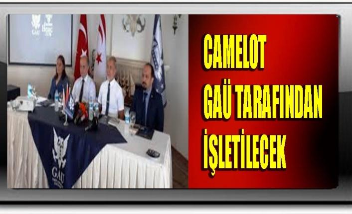 Resmi Gazete'de yayımlandı: Camelot, yeniden GAÜ'nün işletmesine verildi