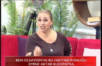 BEN OLSAYDIM EMİNE ZEYBEK