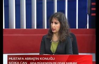 EKOLOJİK DENGE KONUK SIDIKA CAN 2.BÖLÜM 27 Aralık 2018
