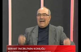 SERHAT İNCİRLİ İLE GÜNAYDIN KIBRIS KONUK ALİ OSMAN CAN 25 Aralık 2018